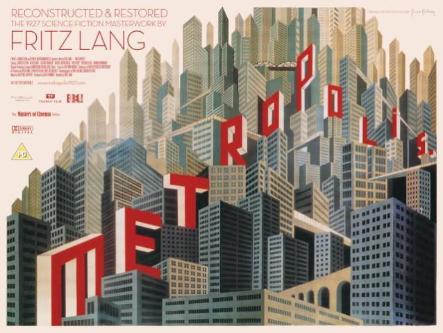 802m0 Fritz Lang   Metropolis [Full Version 2010] (1927)