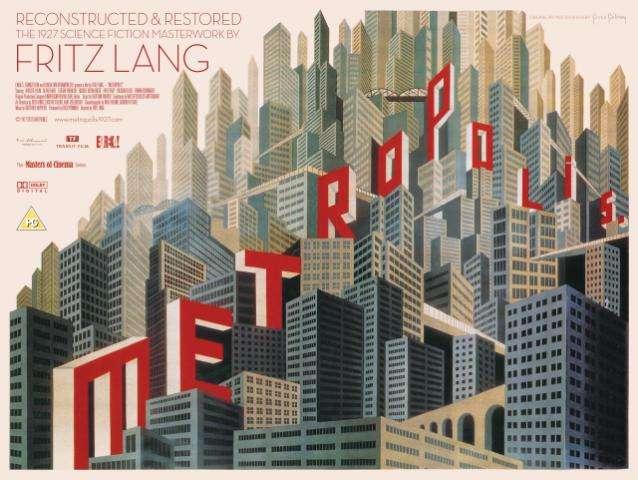802m0 Fritz Lang   Metropolis [Full Version 2010] (1927)