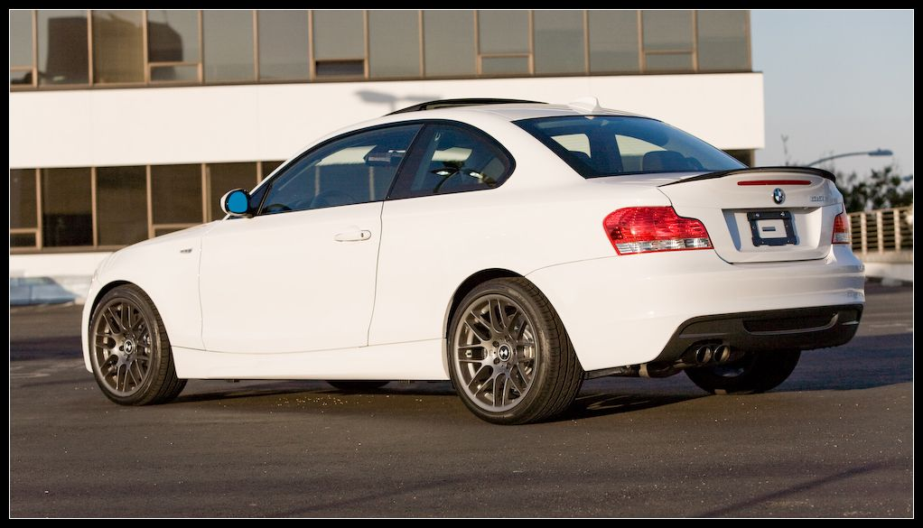 Any Pics Of 1 Series Coupe M Sport With 18 Quot Csl Rims