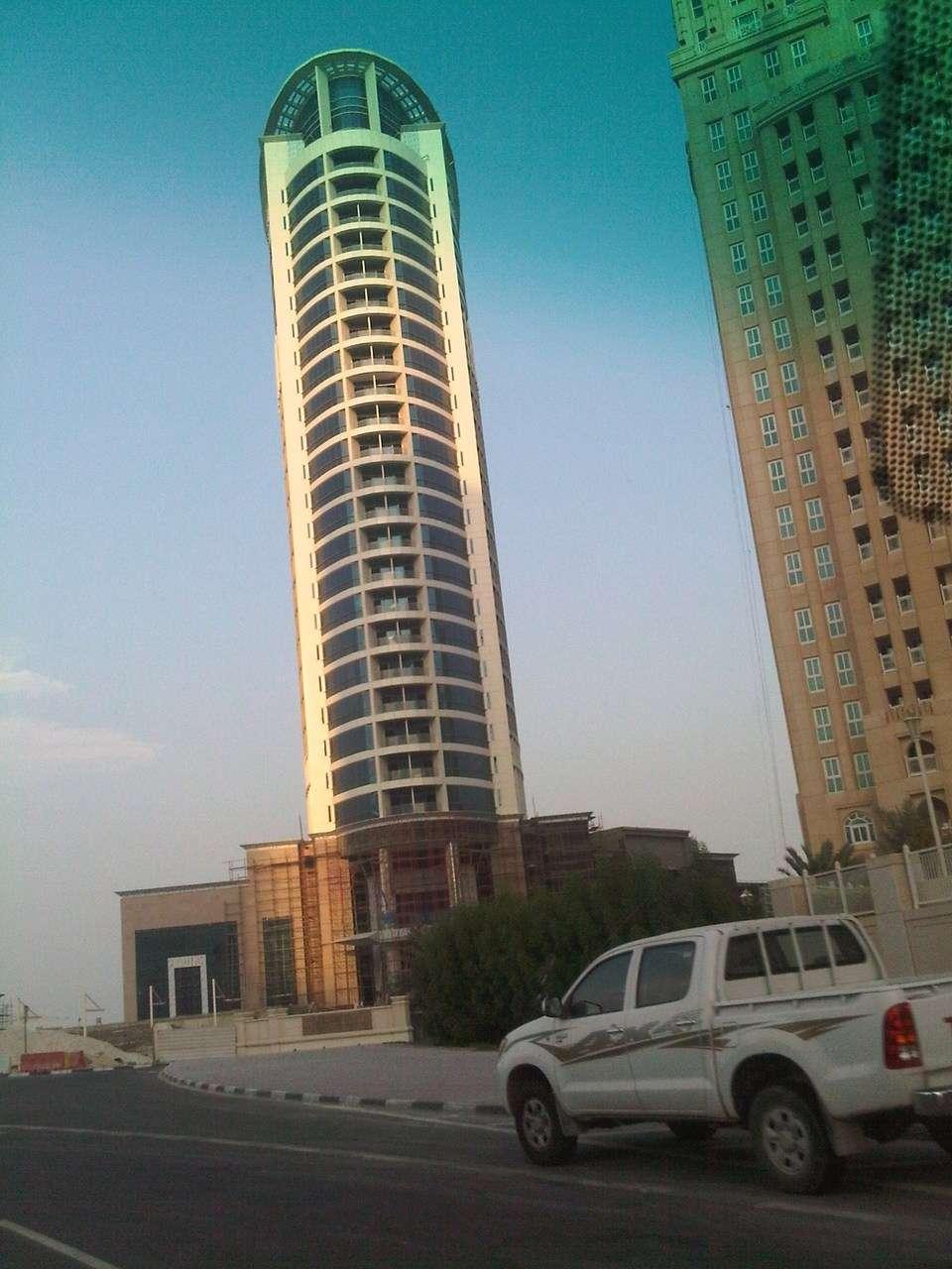 Art Line Qatar : Hilton doha fl m com page skyscrapercity